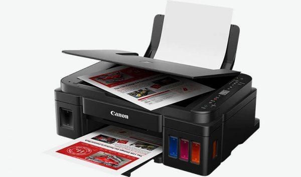 Imprimante Canon PIXMA G3411 multifonctions + wifi avec réservoir d'encre